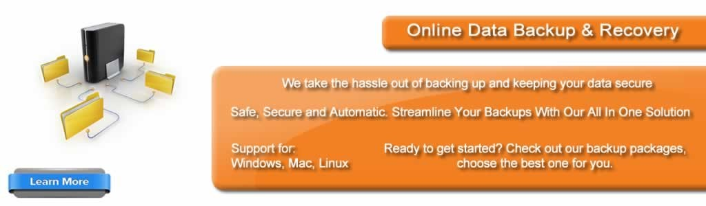 Online Backup | Backup Software | Computer Recovery